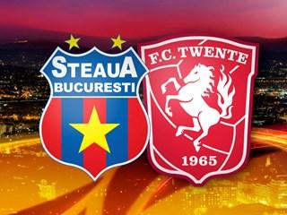 Liveblog: Steaua Boekarest - FC Twente