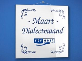 Maart Dialectmaand bij RTV Oost