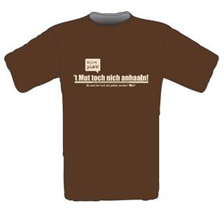 T-shirt Maart Dialectmaand