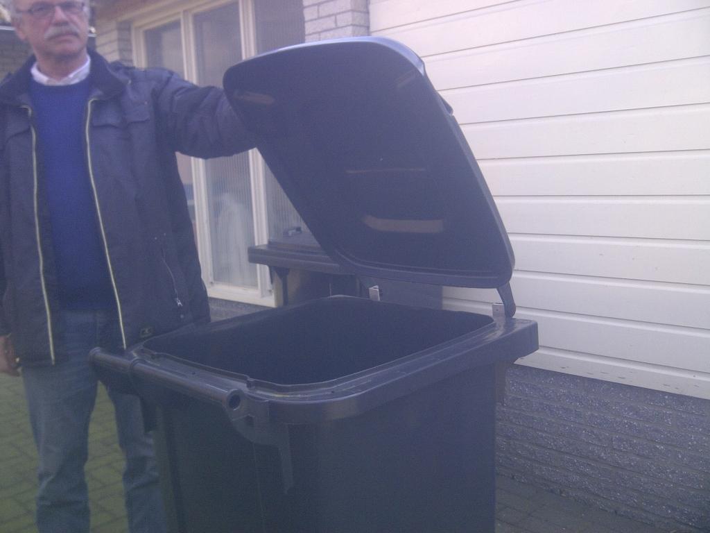 Gebruiksvriendelijke container uitgevonden  in Hengelo