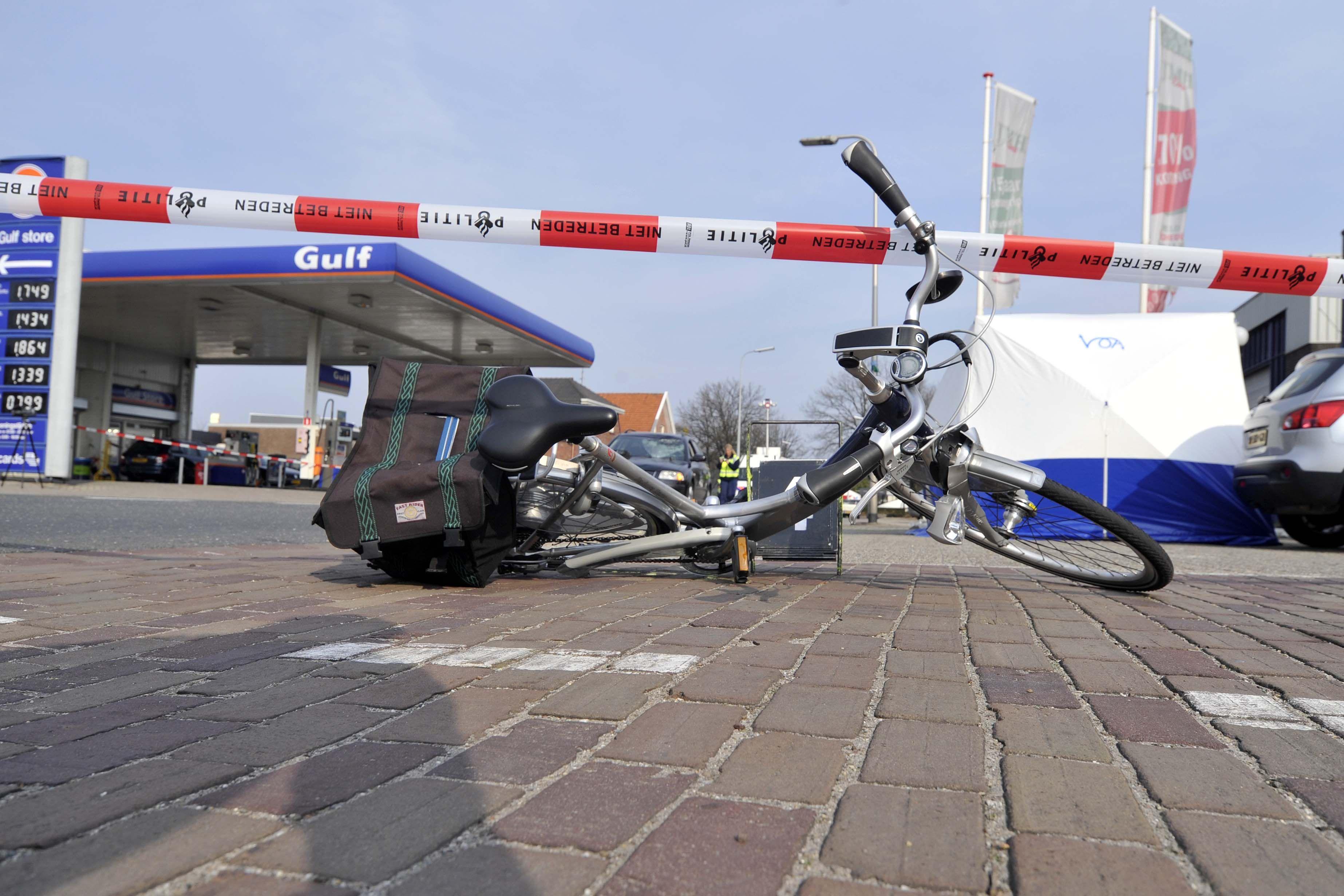 Fietser verongelukt in Oldenzaal