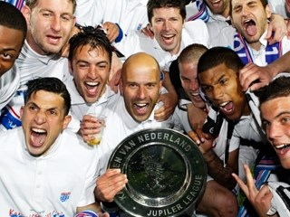 FC Zwolle voor derde keer kampioen Jupiler League