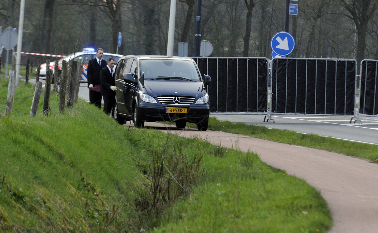 Motorrijder overleden bij ongeluk in Enschede