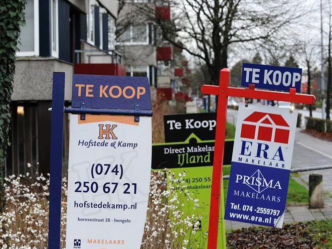 Huizenverkoop in overijssel gestegen for Huizenverkoop site