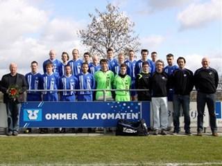 OVC'21 kampioen, Steenwijk (nog) niet