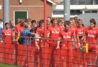 FC Twente op trainingskamp in Delden