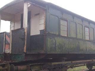 MBS redt oude treinstellen