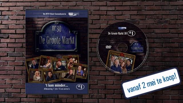 DVD De Groote Markt 30