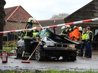 Eenzijdig ongeval IJhorst