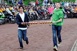 Batavierenrace 2012. Foto: Erik Schaddelee