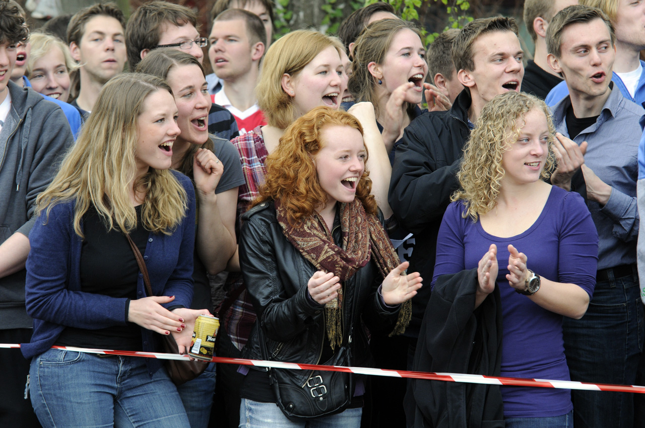 Nieuw wereldrecord Batavierenrace Enschede
