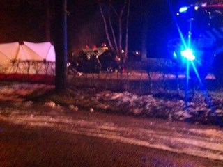 Ernstig ongeluk Nijverdal. Foto: @Nicktorny