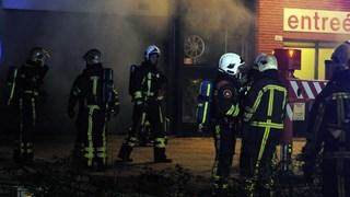 Brand Enschede. Foto: Erik Schaddelee