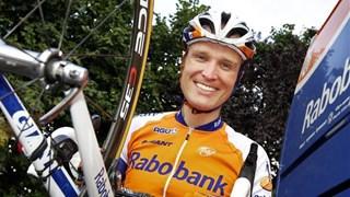 Joost Posthuma als Rabobank-renner