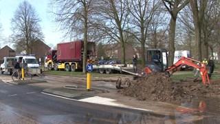 Grootste deel wijk Nijverdal heeft weer water