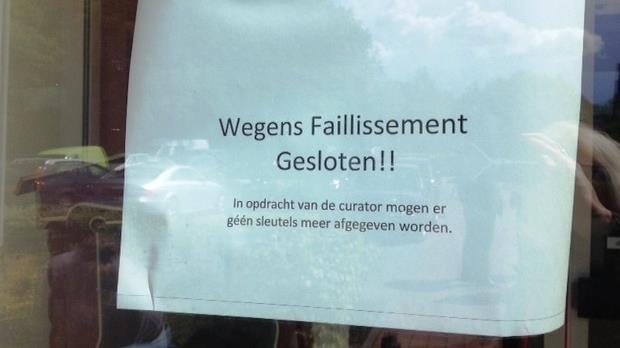 Bungalowpark 't Hooge Holt in Gramsbergen failliet