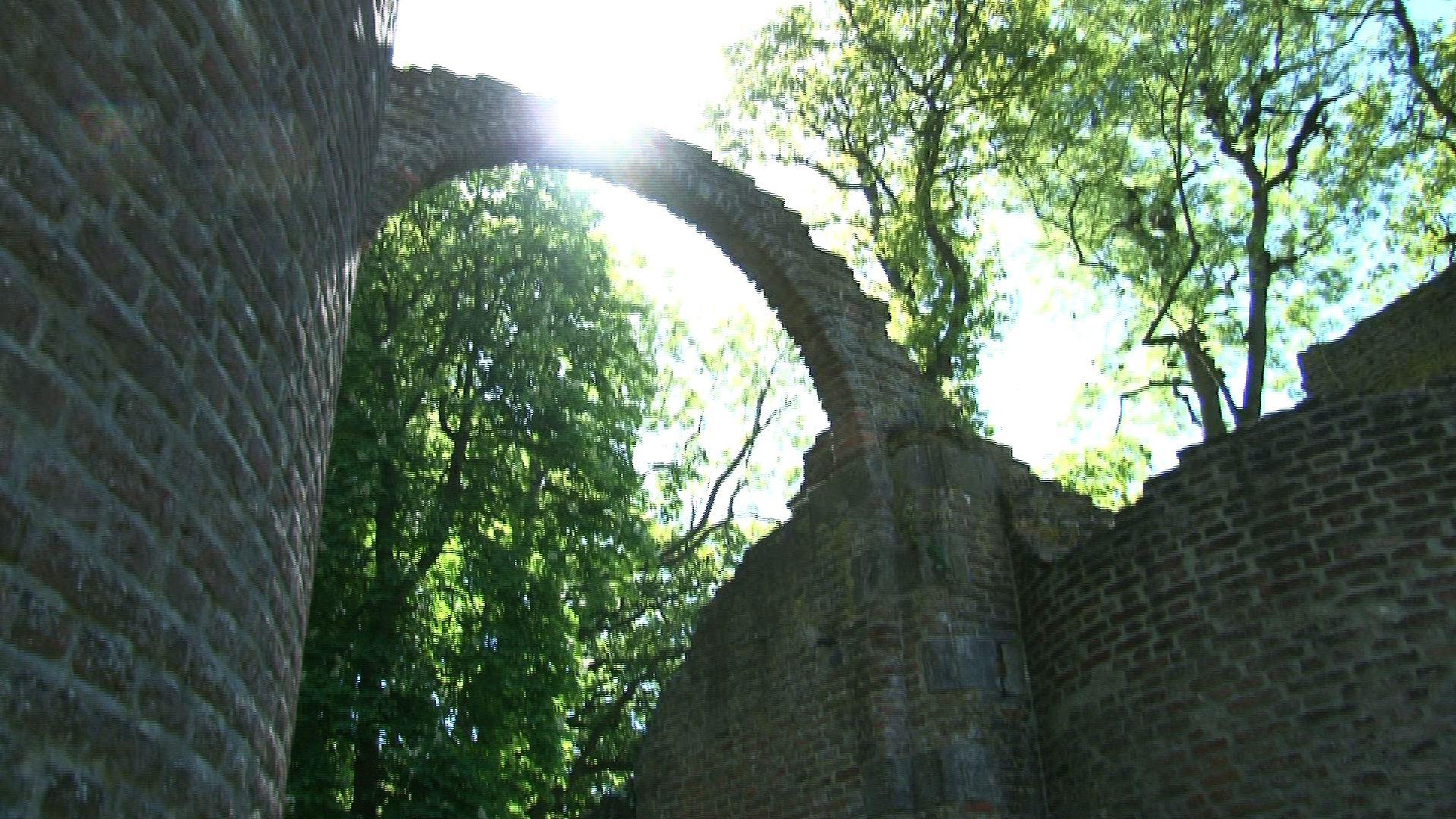 Onderzoek naar muurresten kasteel Toutenburg Vollenhove