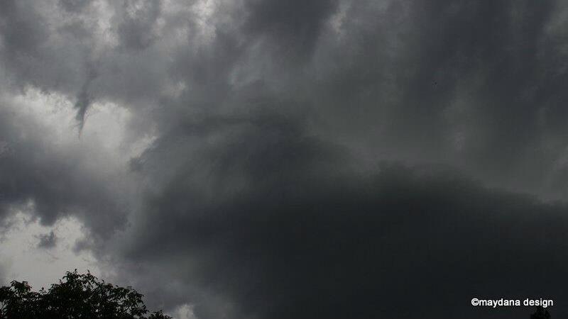 KNMI waarschuwt voor zwaar onweer in Overijssel