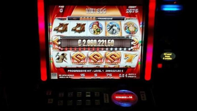 Holland casino jackpot gewonnen