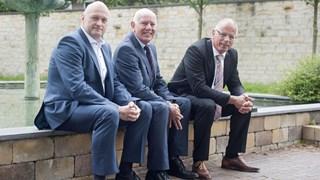 De drie wethouders van Losser