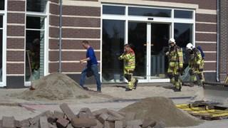 Brandweer Dalfsen rukt uit voor brandalarm