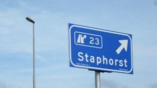 Vernielingen en vechtpartijtjes in Staphorst