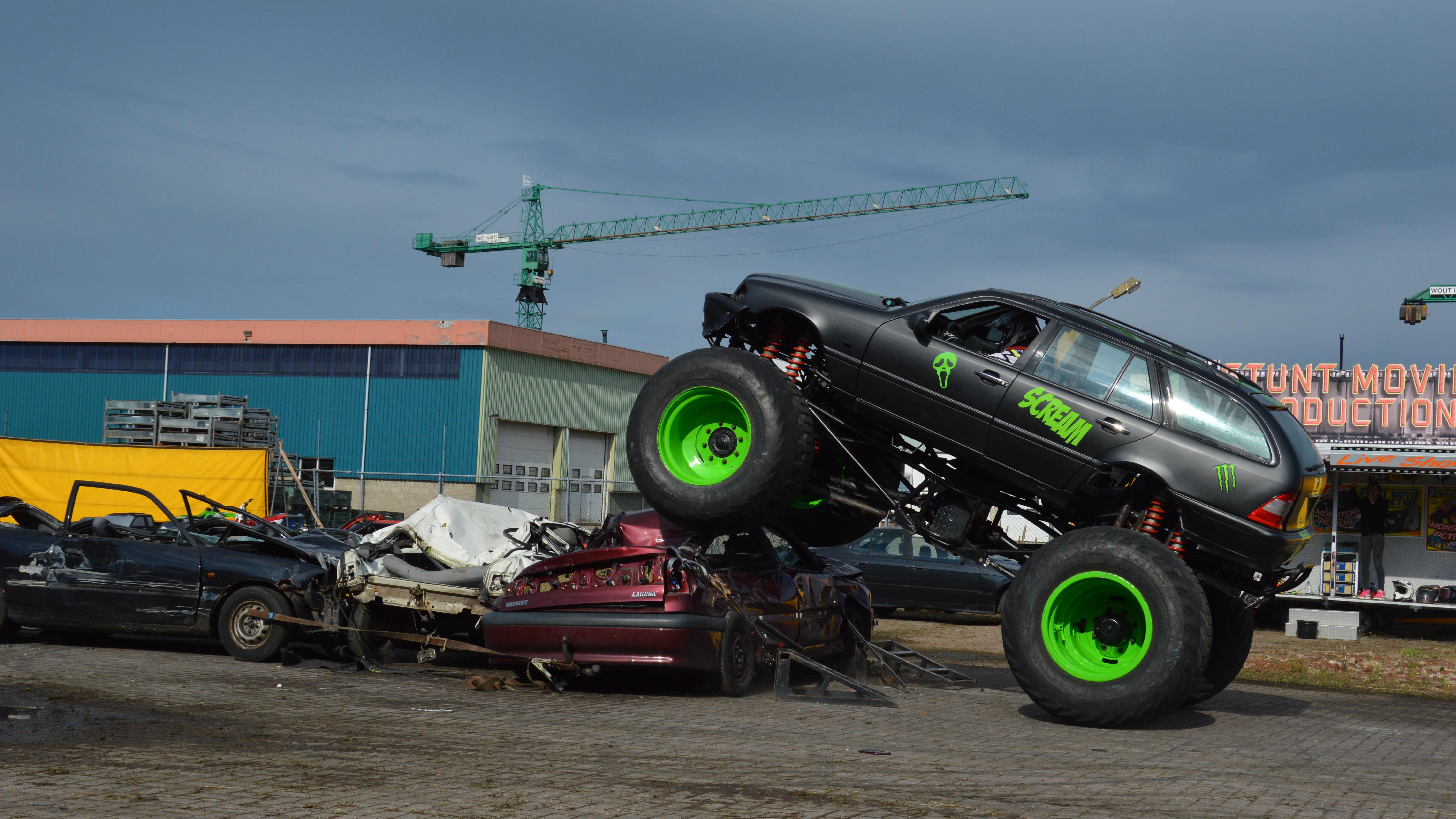 Evenement Met Monstertruck In Tubbergen Dinsdag Afgelast
