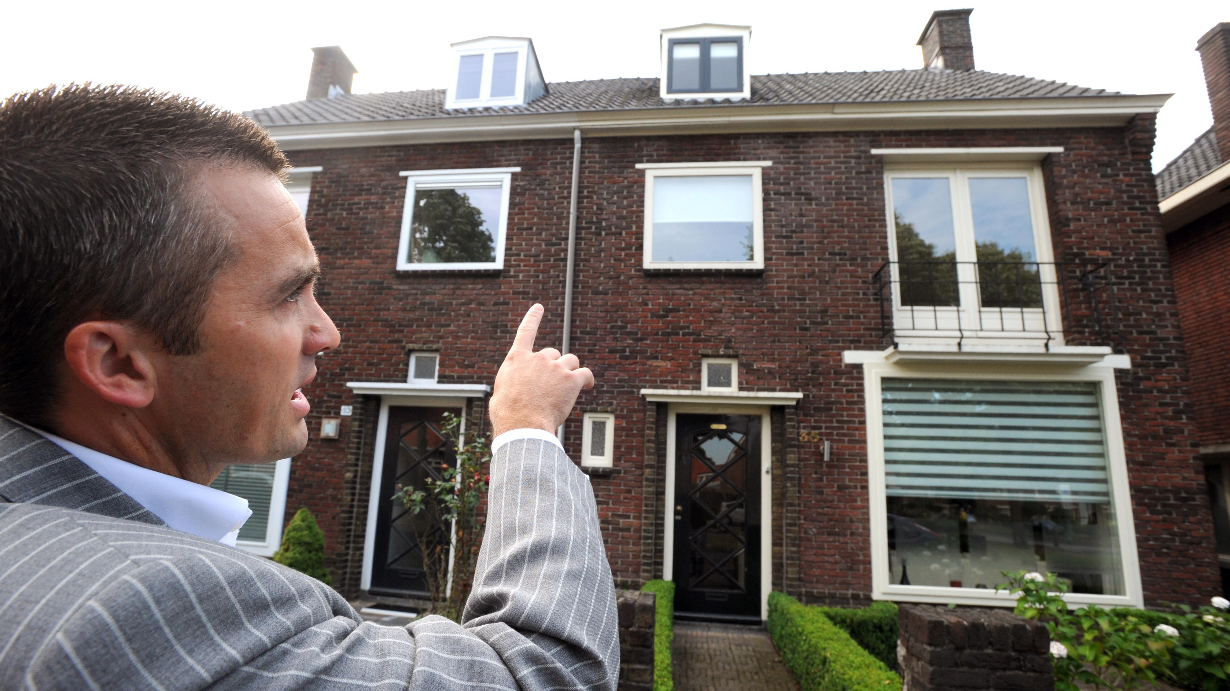 Nvm open huizen dag 39 bijzonder geslaagd 39 for Makelaar huizen
