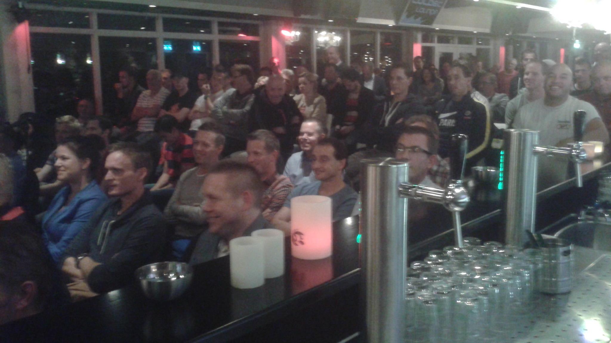 Stadionplannen Go Ahead Eagles in Deventer enthousiast ontvangen