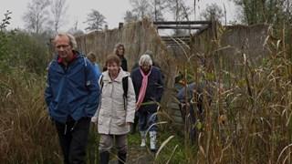 Vrijwilligers bij Kooi van Pen