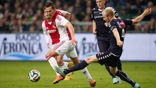 Milik en Van der Linden in duel