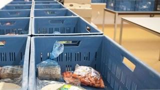 Samen voor de Voedselbank