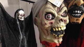 Halloween in Overijssel; niet schrikken vanavond
