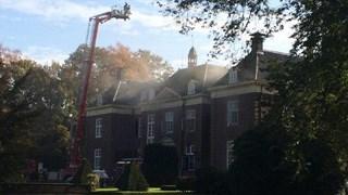 Grote brand De Bellinckhof