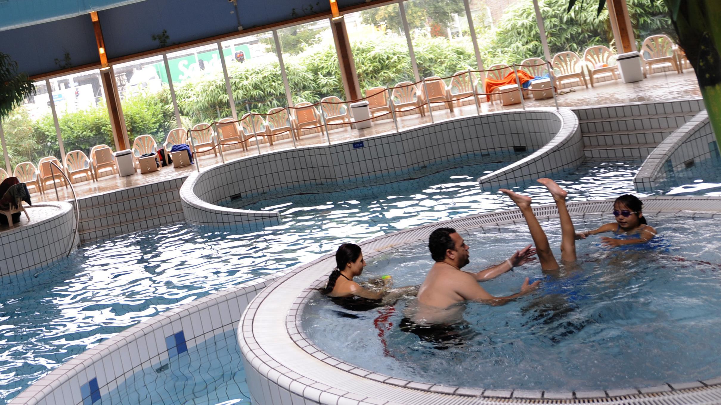 ... Zwembad Enschede : Aquadrome, Slagman informatie en openingstijden
