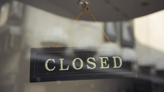 Veertien bedrijven failliet verklaard