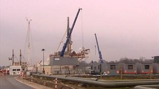 Oliewinning in Schoonebeek (Drenthe)