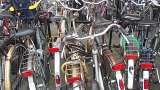 De politie vond vijf gestolen fietsen