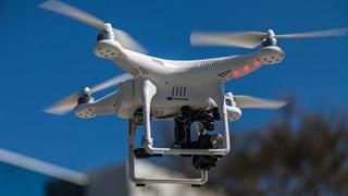 Experimenteren met drones