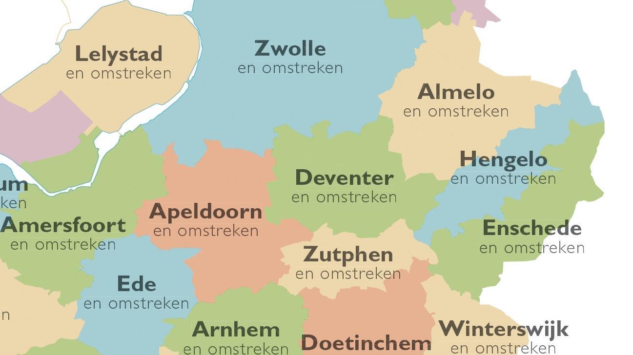 Atlas voor Gemeenten: vijf gemeenten is voldoende voor Overijssel: www.rtvoost.nl/nieuws/default.aspx?nid=206502