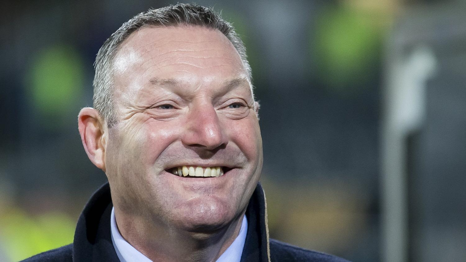 Ron Jans earned a  million dollar salary - leaving the net worth at 7 million in 2018