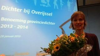 Heleen Bosma, voormalig dichteres van Overijssel