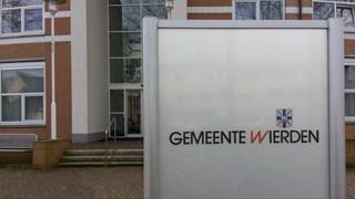 Gemeentehuis in Wierden