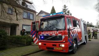 Woningbrand in Wierden