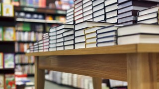Het aantal boekwinkels neemt af