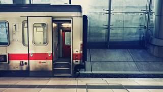 Staking bij de Duitse spoorwegen