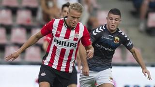 GA Eagles verloor van Jong PSV