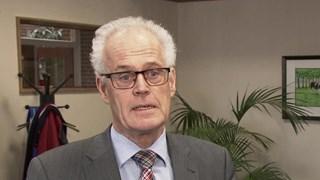 Burgemeester Joop Alssema van Staphorst