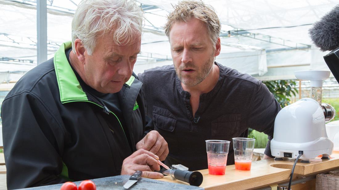 Groene Keuken Deventer : Derde seizoen ?Het Groene Oosten? bij TV Oost
