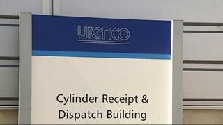 Uraniumverrijker Urenco in Almelo